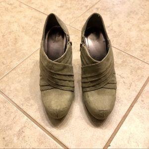Tan Ankle Heels